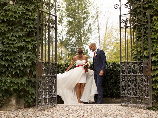 Il matrimonio di Armando e Francesca a Castelverde, Cremona 56