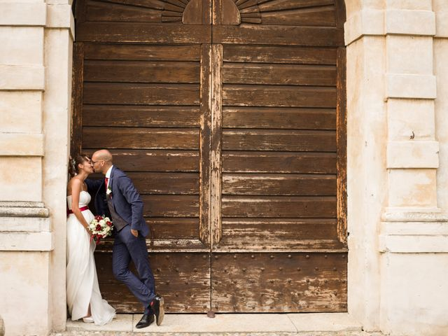Il matrimonio di Armando e Francesca a Castelverde, Cremona 73