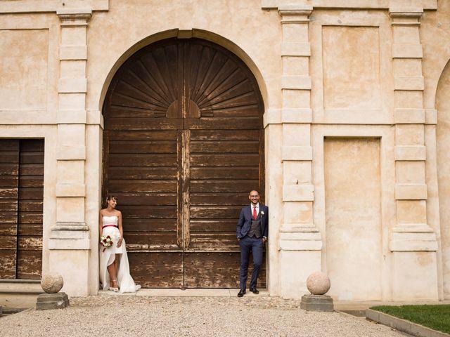 Il matrimonio di Armando e Francesca a Castelverde, Cremona 74