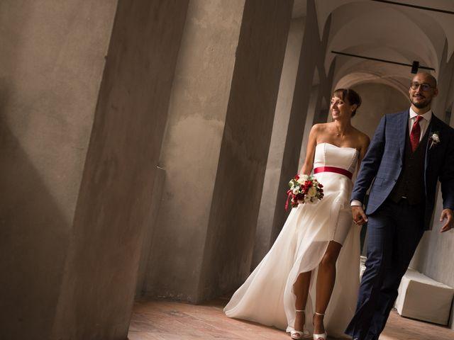 Il matrimonio di Armando e Francesca a Castelverde, Cremona 77