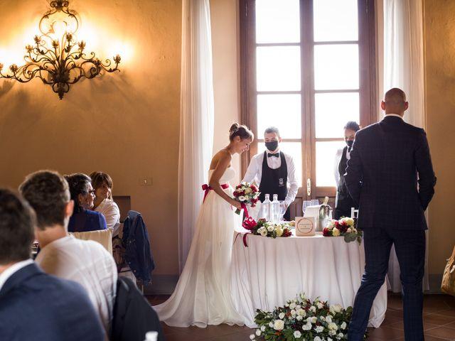 Il matrimonio di Armando e Francesca a Castelverde, Cremona 79