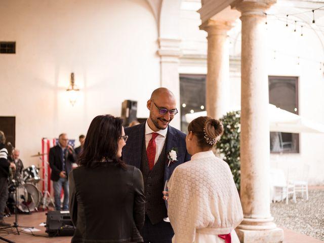 Il matrimonio di Armando e Francesca a Castelverde, Cremona 88