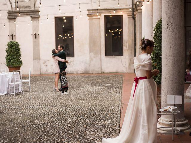 Il matrimonio di Armando e Francesca a Castelverde, Cremona 92