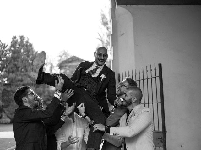 Il matrimonio di Armando e Francesca a Castelverde, Cremona 94