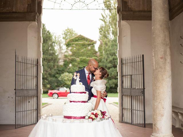 Il matrimonio di Armando e Francesca a Castelverde, Cremona 104