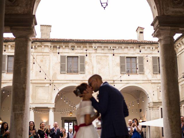 Il matrimonio di Armando e Francesca a Castelverde, Cremona 1