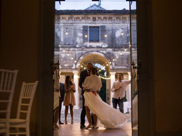 Il matrimonio di Armando e Francesca a Castelverde, Cremona 107