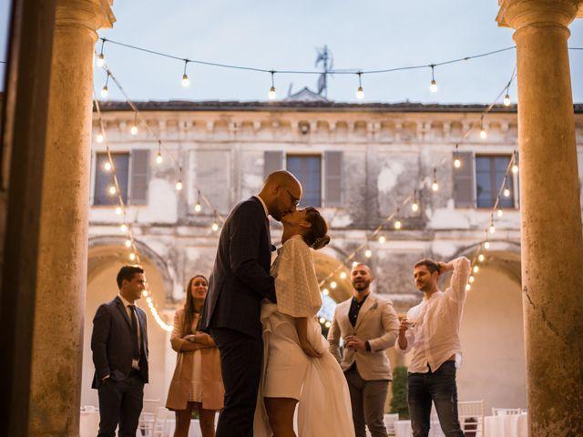 Il matrimonio di Armando e Francesca a Castelverde, Cremona 108
