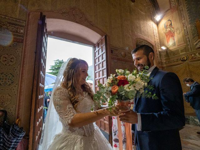 Il matrimonio di Rudy e Marina a Pradalunga, Bergamo 72
