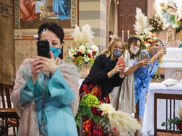 Il matrimonio di Rudy e Marina a Pradalunga, Bergamo 73