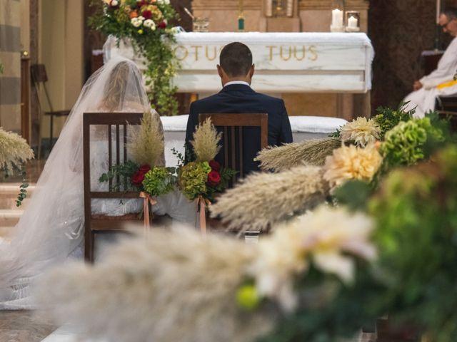 Il matrimonio di Rudy e Marina a Pradalunga, Bergamo 84