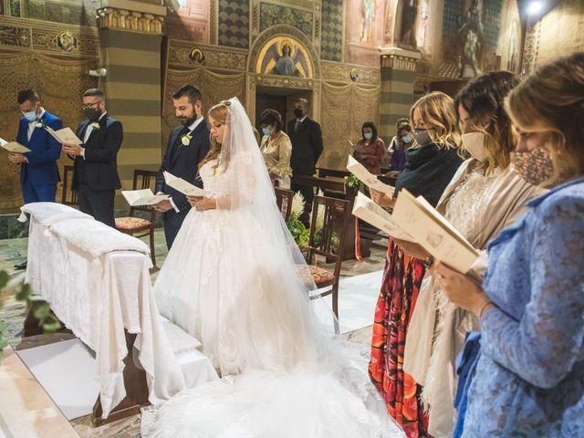 Il matrimonio di Rudy e Marina a Pradalunga, Bergamo 89
