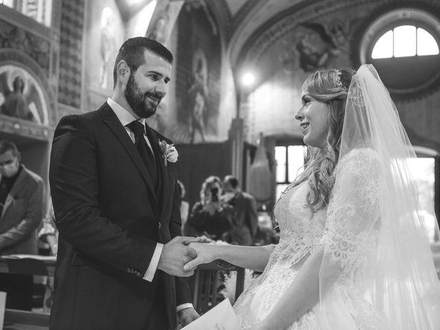 Il matrimonio di Rudy e Marina a Pradalunga, Bergamo 90