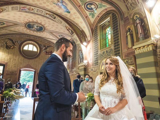 Il matrimonio di Rudy e Marina a Pradalunga, Bergamo 98