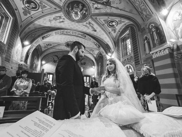 Il matrimonio di Rudy e Marina a Pradalunga, Bergamo 100