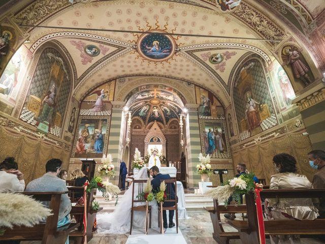 Il matrimonio di Rudy e Marina a Pradalunga, Bergamo 104
