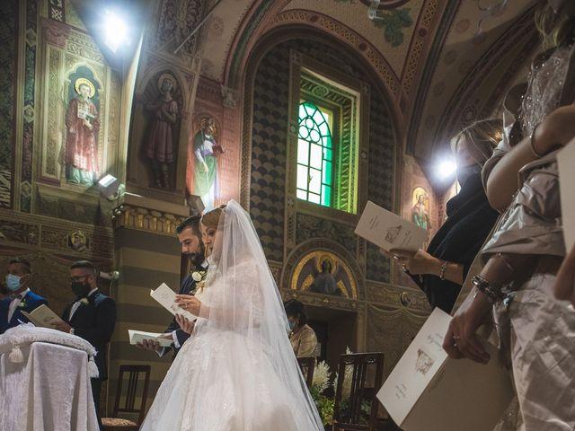 Il matrimonio di Rudy e Marina a Pradalunga, Bergamo 105