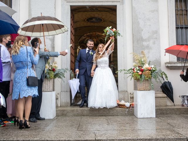Il matrimonio di Rudy e Marina a Pradalunga, Bergamo 113
