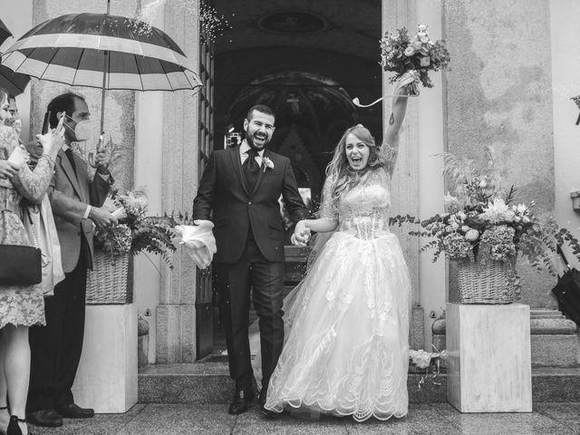 Il matrimonio di Rudy e Marina a Pradalunga, Bergamo 114