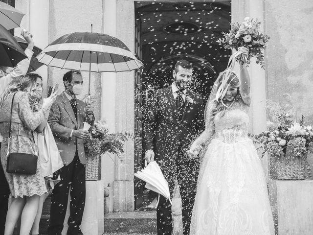 Il matrimonio di Rudy e Marina a Pradalunga, Bergamo 115