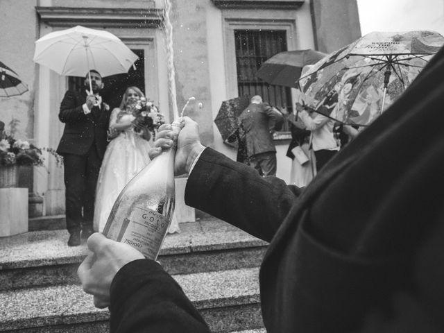 Il matrimonio di Rudy e Marina a Pradalunga, Bergamo 117