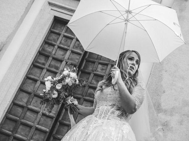 Il matrimonio di Rudy e Marina a Pradalunga, Bergamo 119