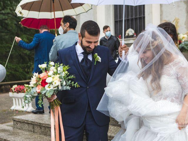 Il matrimonio di Rudy e Marina a Pradalunga, Bergamo 120