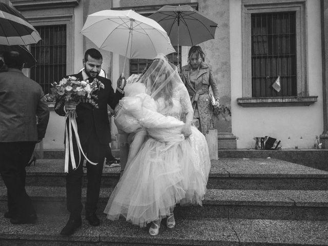 Il matrimonio di Rudy e Marina a Pradalunga, Bergamo 121