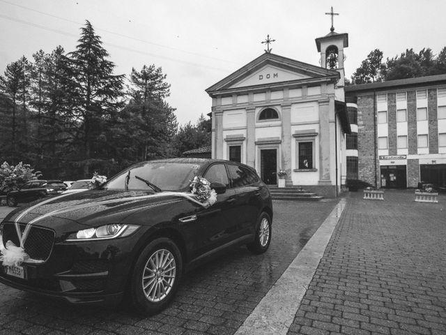 Il matrimonio di Rudy e Marina a Pradalunga, Bergamo 123