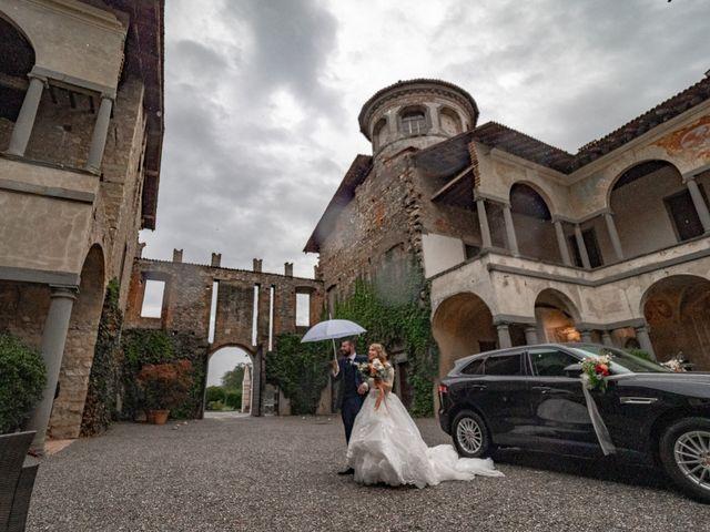 Il matrimonio di Rudy e Marina a Pradalunga, Bergamo 125
