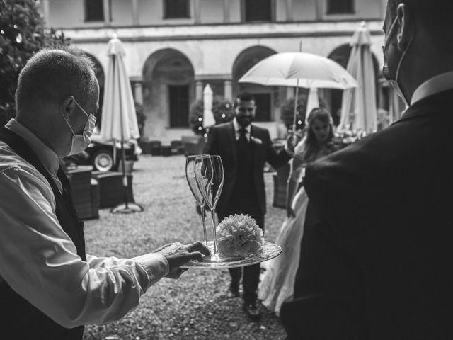 Il matrimonio di Rudy e Marina a Pradalunga, Bergamo 126