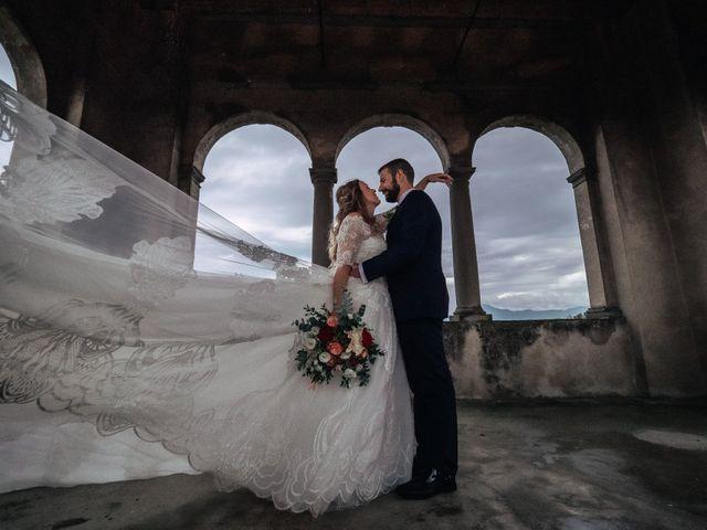 Il matrimonio di Rudy e Marina a Pradalunga, Bergamo 143