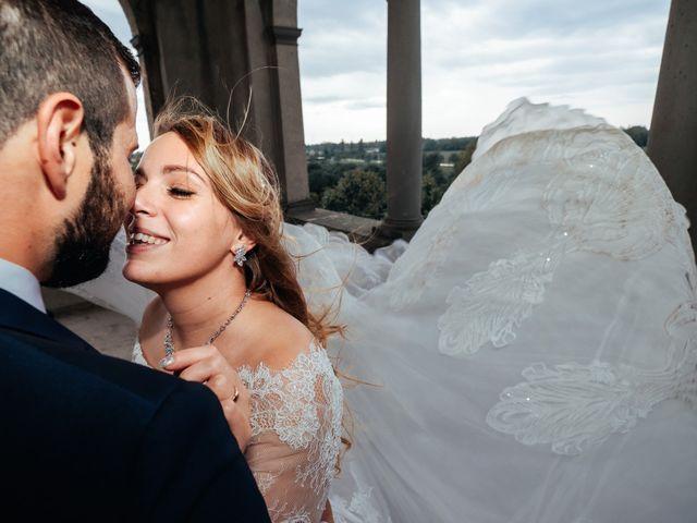 Il matrimonio di Rudy e Marina a Pradalunga, Bergamo 145