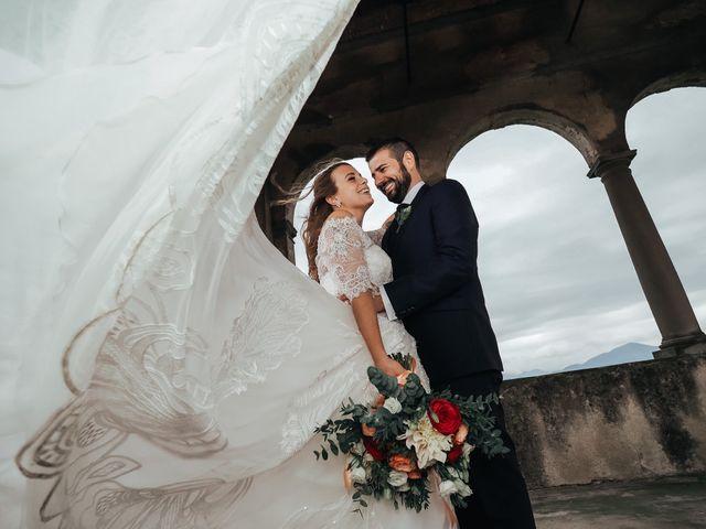 Il matrimonio di Rudy e Marina a Pradalunga, Bergamo 147