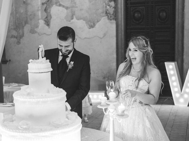 Il matrimonio di Rudy e Marina a Pradalunga, Bergamo 178