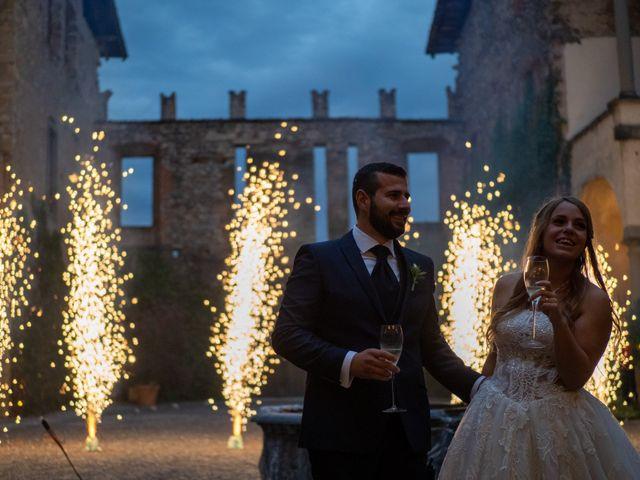 Il matrimonio di Rudy e Marina a Pradalunga, Bergamo 181