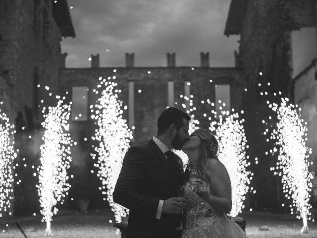 Il matrimonio di Rudy e Marina a Pradalunga, Bergamo 182