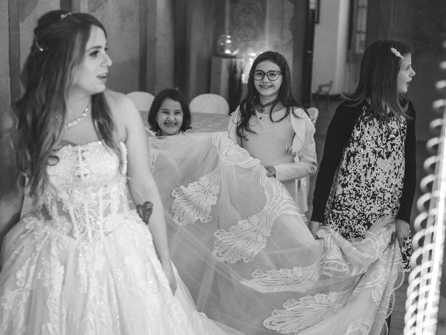 Il matrimonio di Rudy e Marina a Pradalunga, Bergamo 183