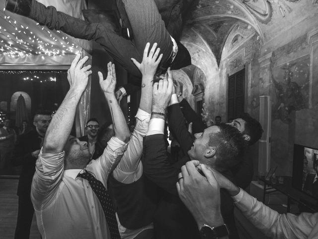 Il matrimonio di Rudy e Marina a Pradalunga, Bergamo 197