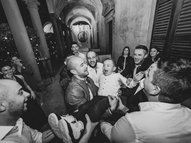 Il matrimonio di Rudy e Marina a Pradalunga, Bergamo 201