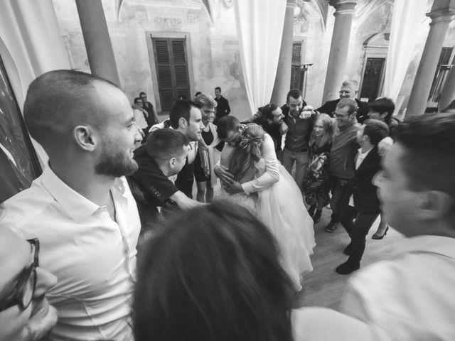 Il matrimonio di Rudy e Marina a Pradalunga, Bergamo 203