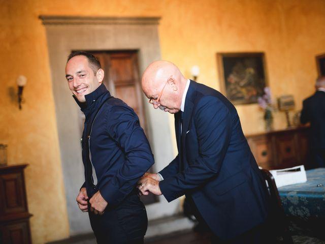 Il matrimonio di Giuseppe e Irene a Firenze, Firenze 6