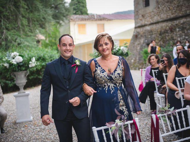 Il matrimonio di Giuseppe e Irene a Firenze, Firenze 11