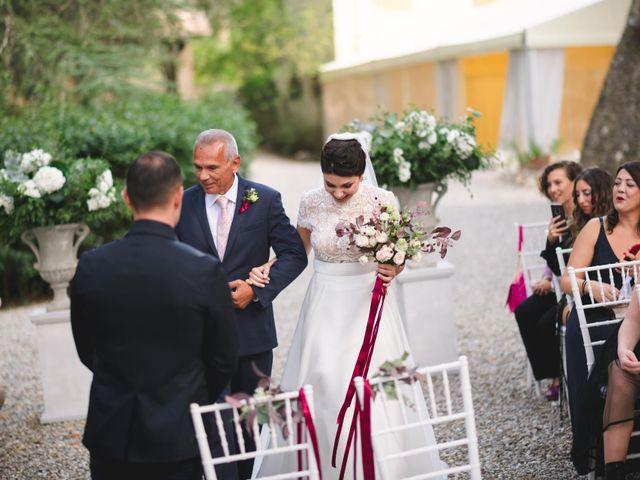 Il matrimonio di Giuseppe e Irene a Firenze, Firenze 12