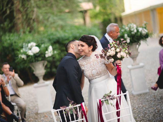 Il matrimonio di Giuseppe e Irene a Firenze, Firenze 13
