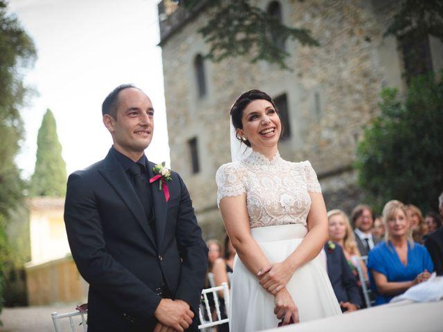Il matrimonio di Giuseppe e Irene a Firenze, Firenze 15