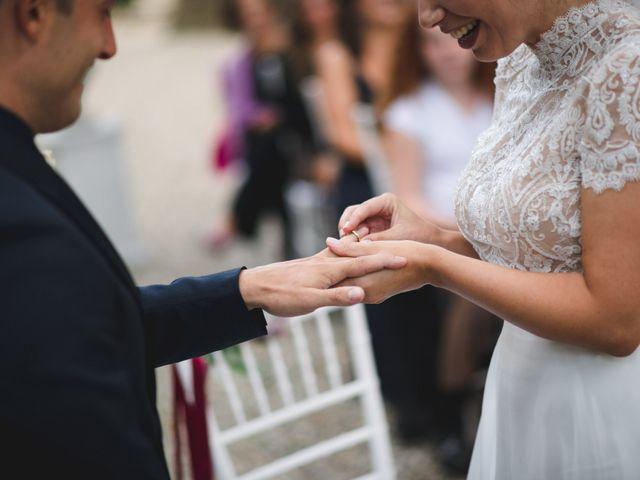 Il matrimonio di Giuseppe e Irene a Firenze, Firenze 17