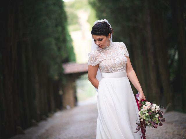 Il matrimonio di Giuseppe e Irene a Firenze, Firenze 25