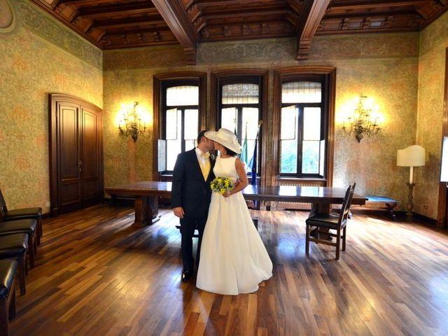 Il matrimonio di Carmine e Amelia a Fino Mornasco, Como 2