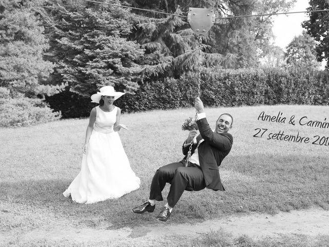 Il matrimonio di Carmine e Amelia a Fino Mornasco, Como 19